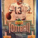 1992 - Upper Deck - The Collectors Choice - Football - Series 2 - Sports Cards - Factory Sealed Box