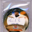 2003 - Fleer - HardBall Signatures - #BB - Barry Bonds - 600 HR Inscription - PSA 10 - Gem Mint