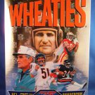 1993 - Wheaties - 75th Anniversary Superbowl - Collectors Edition - Foil Cereal Box - Unopened