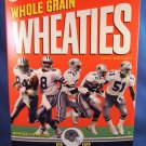 1992 - General Mills - Wheaties - Dallas Cowboys - NFL Champion - Collectors Box - Unopened