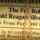 2006 - Full Roll - Ronald Reagan - Silver - Proof - Dimes