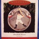 1995 - Hallmark - Keepsake Ornament - Baseball Heroes - Lou Gehrig - Ornament