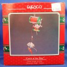 1990 - Enesco - Catch Of The Day - 1st Issue - Christmas Ornament