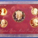 1991-S - United States Mint Proof -5 Coins Set
