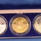 1991 Marshall Island Heroes Desert Storm Commemorative Silver $1 Dollar Coin Set
