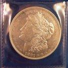 1921-D - $1 Morgan Silver Dollar - Circulated