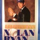 "NOLAN RYAN Signed ""Miracle Man"" Baseball Book - Authenticated Scoreboard COA"