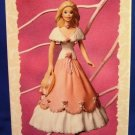 1997 - Hallmark - Keepsake Ornament - Barbie - Springtime Barbie - 3rd in Series - Ornament