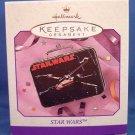 1998 - Star Wars - Hallmark - Keepsake Ornament - Pressed Tin Lunch Box