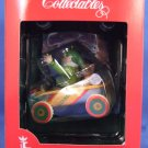 1991 - National Rennoc - Sardines - Elf In Wagon - Christmas Ornament