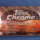 1997/98 - Topps - Chrome - NBA Basketball - Hobby Box