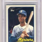 1989 - Ken Griffey Jr. - Topps - Traded - Tiffany - #41 - Rookie Card