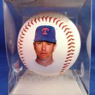 1993 - Nolan Ryan - Stat - Fotoball - Texas Rangers - Collector Baseball