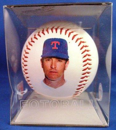 1993 - Nolan Ryan - Stat - Fotoball - Texas Rangers - Collector Baseball