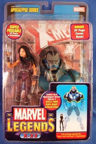 2005 - Toy Biz - Marvel Comics - Legends - Apocalypse Series - X-23