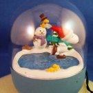 1995 - Hallmark - Keepsake Ornament - Peanuts - Snoopy Ice Skating - Christmas Ornament