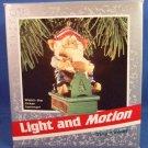 1989 - Hallmark - Keepsake - Tiny Tinker - Light and Motion - Ornament