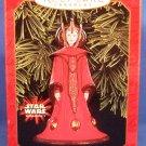 1999 - Hallmark - Keepsake Ornament - Star Wars - Queen Amidala - Christmas Ornament