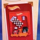 2005 - Hallmark - Keepsake Ornament - Hot Wheels - And The Winner Is - Christmas Ornament