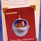 2005 - Hallmark - Keepsake Ornament - The Polar Express - Jingle Bell Memories