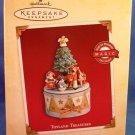2005 - Hallmark - Keepsake Ornament - Toyland Treasures - Christmas Ornament
