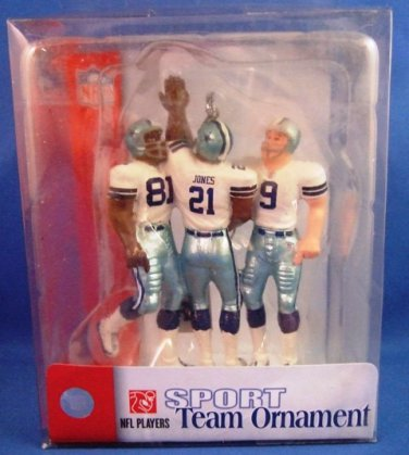 2010 - Forever Collectibles - Dallas Cowboys - Sports Team - Tony Romo - Ornament