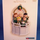 2007 - Hallmark - Keepsake Ornament - Peanuts - Ringing In Christmas - Christmas Ornament