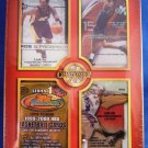 1999 - 2002 - 8 NBA Premium Factory Sealed Packs - Championship Collection (4)