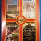 2001 - 2002 - 8 NFL Premium Factory Sealed Packs - Championship Collection (5)