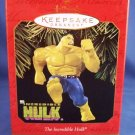 1997 - Hallmark - Keepsake Ornament - Marvel - The Incredible Hulk - Christmas Ornament