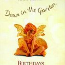 Orange Fairy Baby Birthdays Anne Geddes Book NEW HB