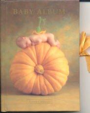 Pumpkin Baby Anne Geddes Photo Album Wedding Pics NEW