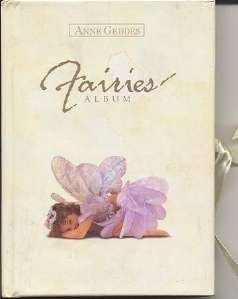Baby Fairies Photo Album Anne Geddes Wedding Pics NEW
