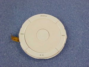 Apple iPod 2nd Gen Click Wheel MP3 Player Parts G2