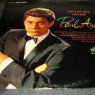 "Paul Anka 12"" Lp Let's Sit This One Out"