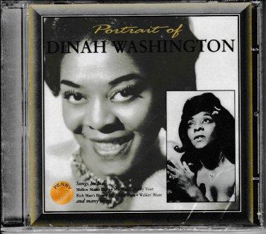 Portrait Of Dinah Washington CD Brand New Still Sealed