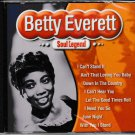 Betty Everett Soul Legend Forever Gold CD 31955 Soul Import