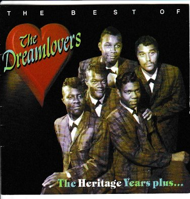 Dreamlovers CD Heritage Years Best Of