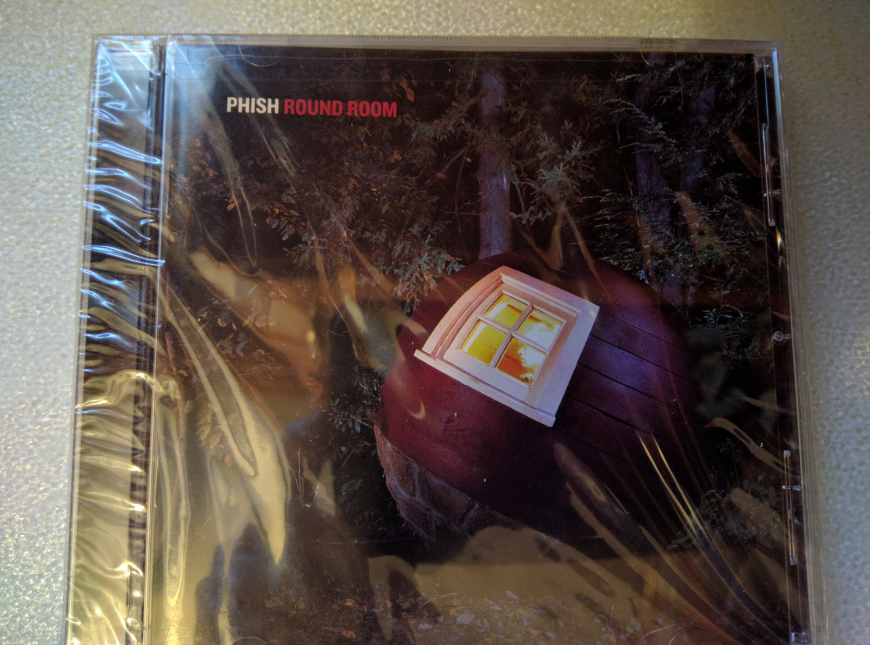 Phish CD Round Room New Elektra B00007B9NJ 2002