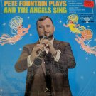 "Pete Fountain Plays And The Angels Sing  VL3803 Jazz 1967 12"" LP"