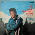 Elvis's Christmas Album RCA CAL-2428 Pop Holiday  Camden Mono