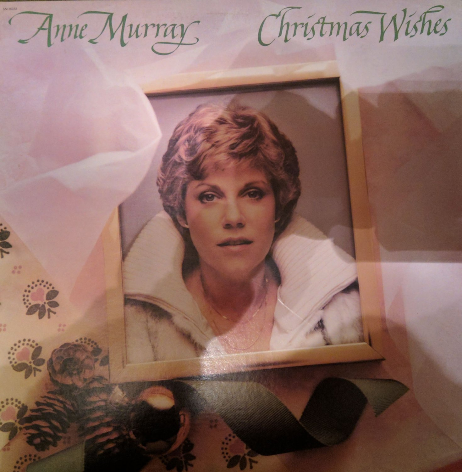 Ann Murray Christmas Wishes 1981 Capital SNX-16232  Holiday Christmas