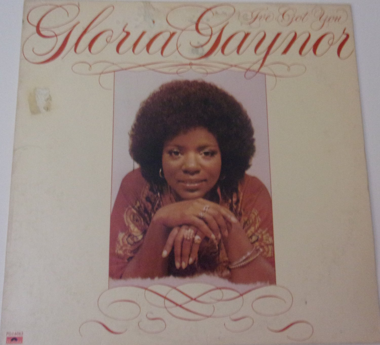 "Gloria Gaynor I've Got You Polydor PDI 6063 12"" LP R&B Soul"