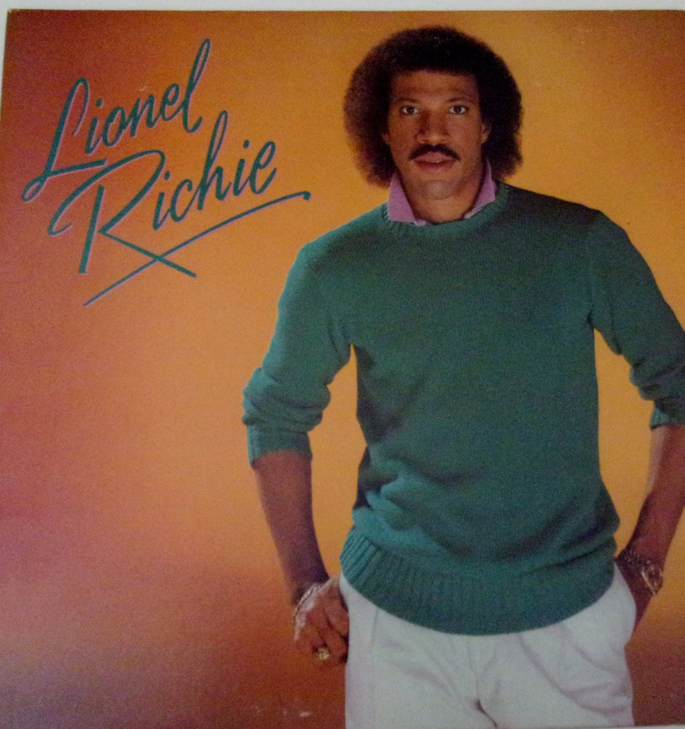 Lionel Richie Self Titled LP Motown 6007ML R&B Soul 1982