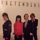 "Pretenders Self Titled SRK 6083 Pop Rock 12"" LP Sire 1980"