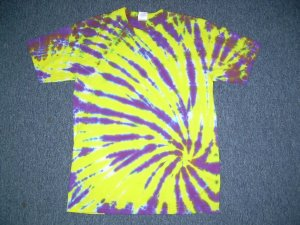 Tie Dye Shirt Medium #3