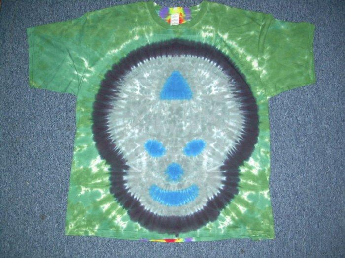 Mens Tie Dye Short Sleeve T-Shirt XX-Large #9