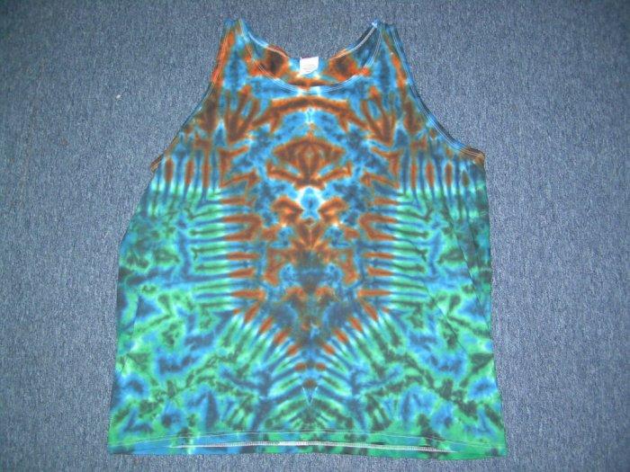 Tie Dye Tank Top XX-Large #4