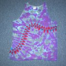 Tie Dye Tank Top Large #4