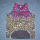 Tie Dye Tank Top Large #10